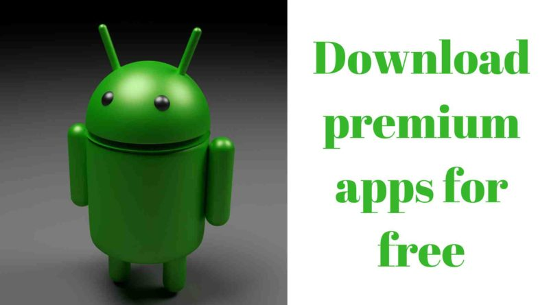 Download paid android apps for free