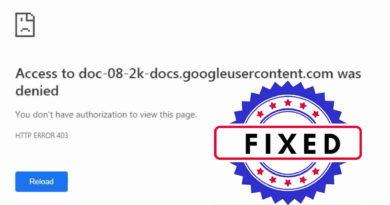 http error 403 google drive
