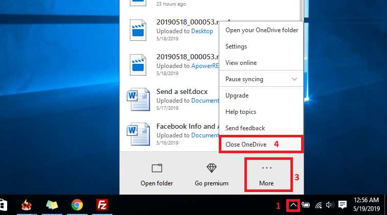 How to remove green check marks on icons and files in Windows 10