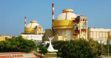 malware attack on Indian nuclear plant